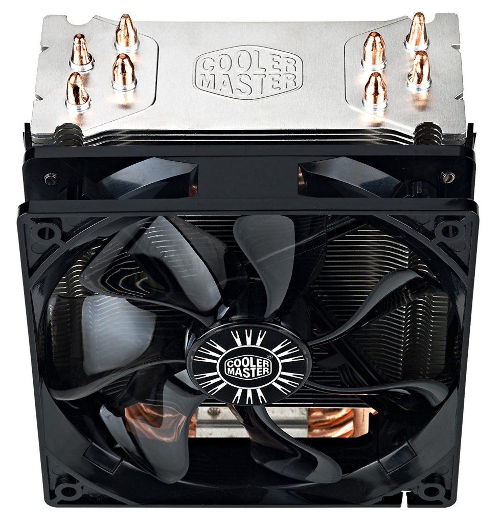 cooler master hyper 212 evo test